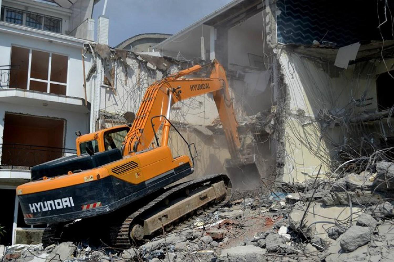 В Сочи снесут почти 580 самостроев
