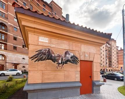В Подмосковье появился первый в мире фасадный заповедник - Фото