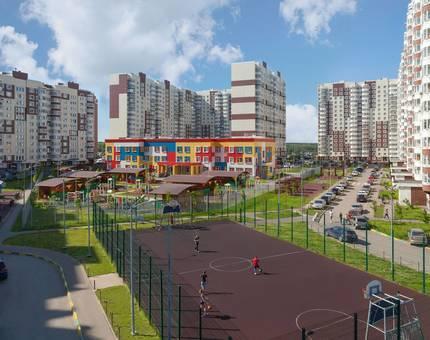 Новая Москва становится комфортнее — Фото