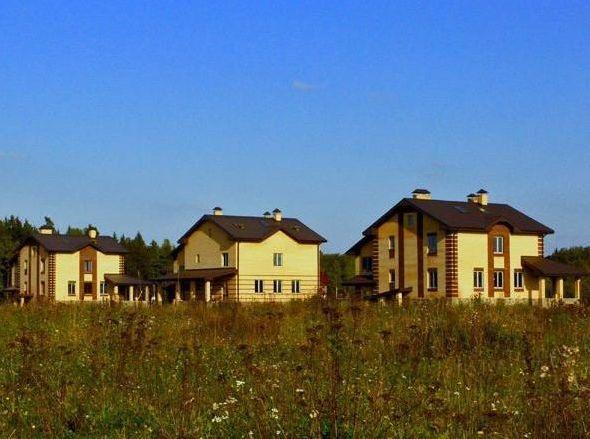 Жилье экономкласса поглощает загородный рынок