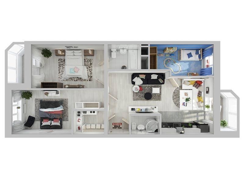 Евроквартиры в ЖК Союзный - новый тип жилья!