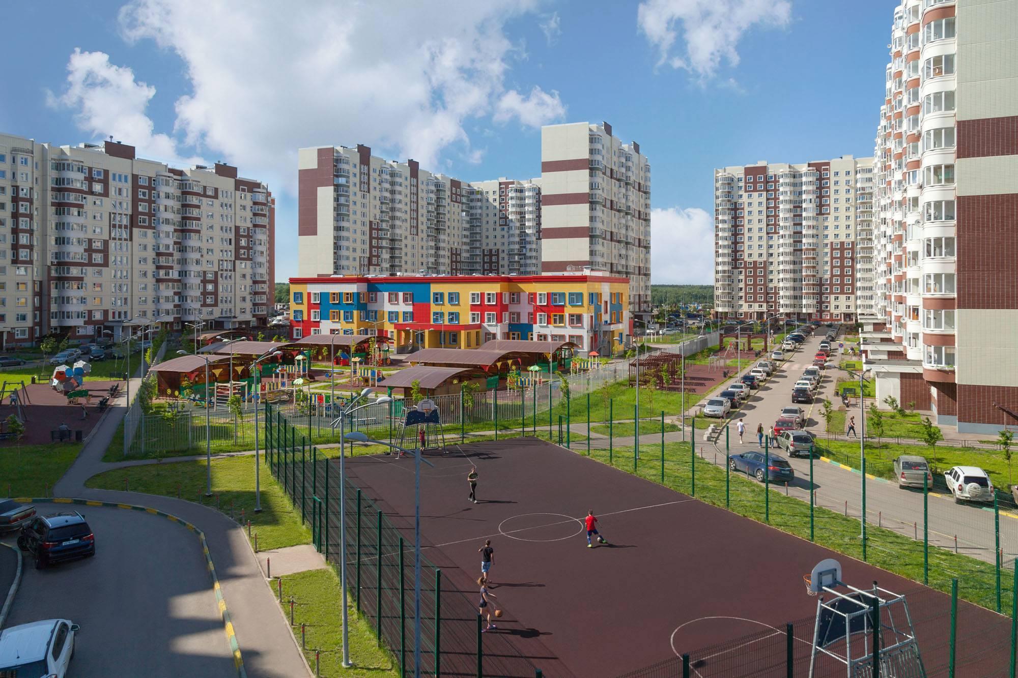 Новая Москва становится комфортнее