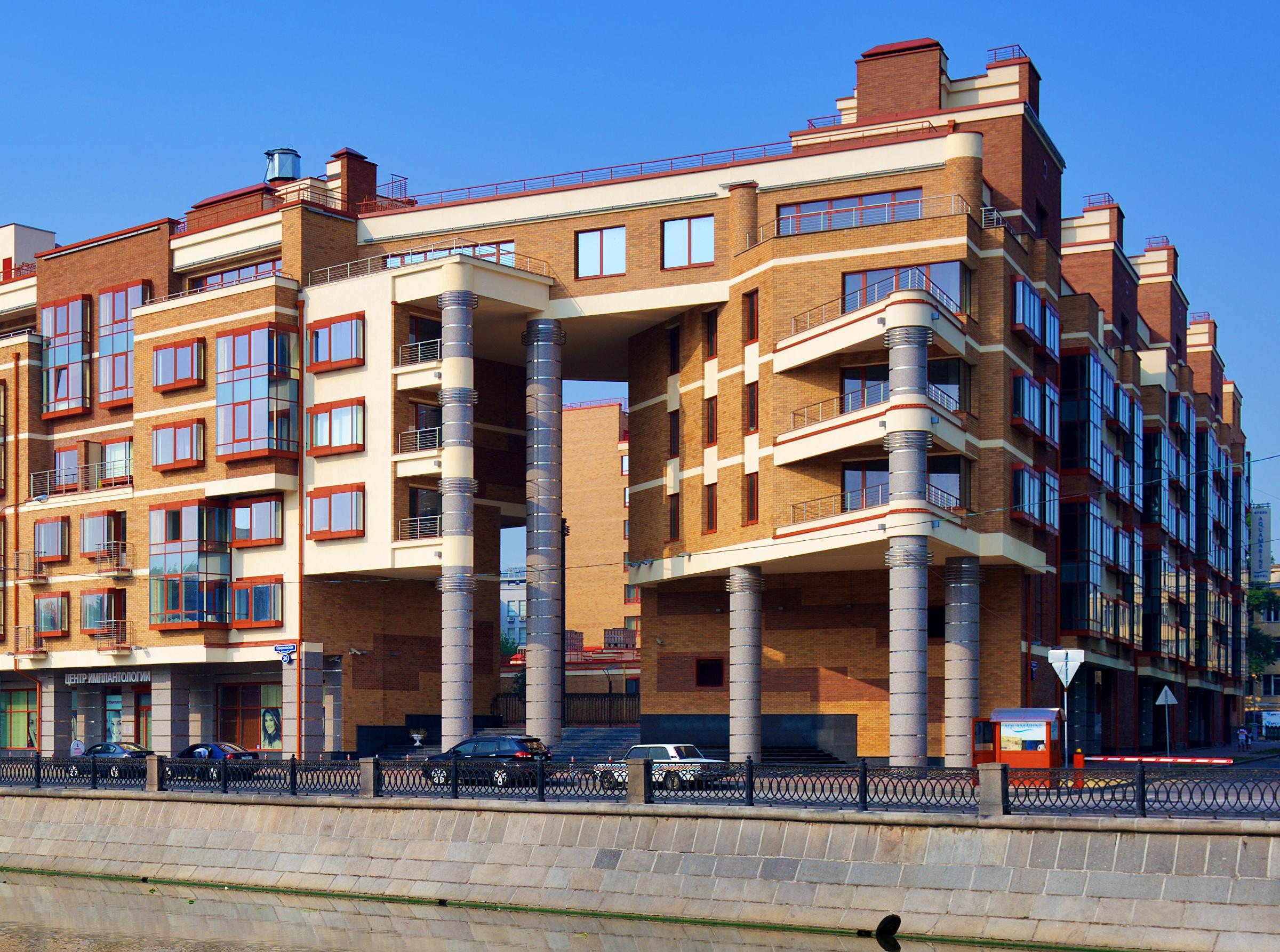 Обзор рынка продажи коммерческой недвижимости в Москве