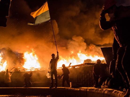 Ситуация на Украине: недвижимость реагирует медленно