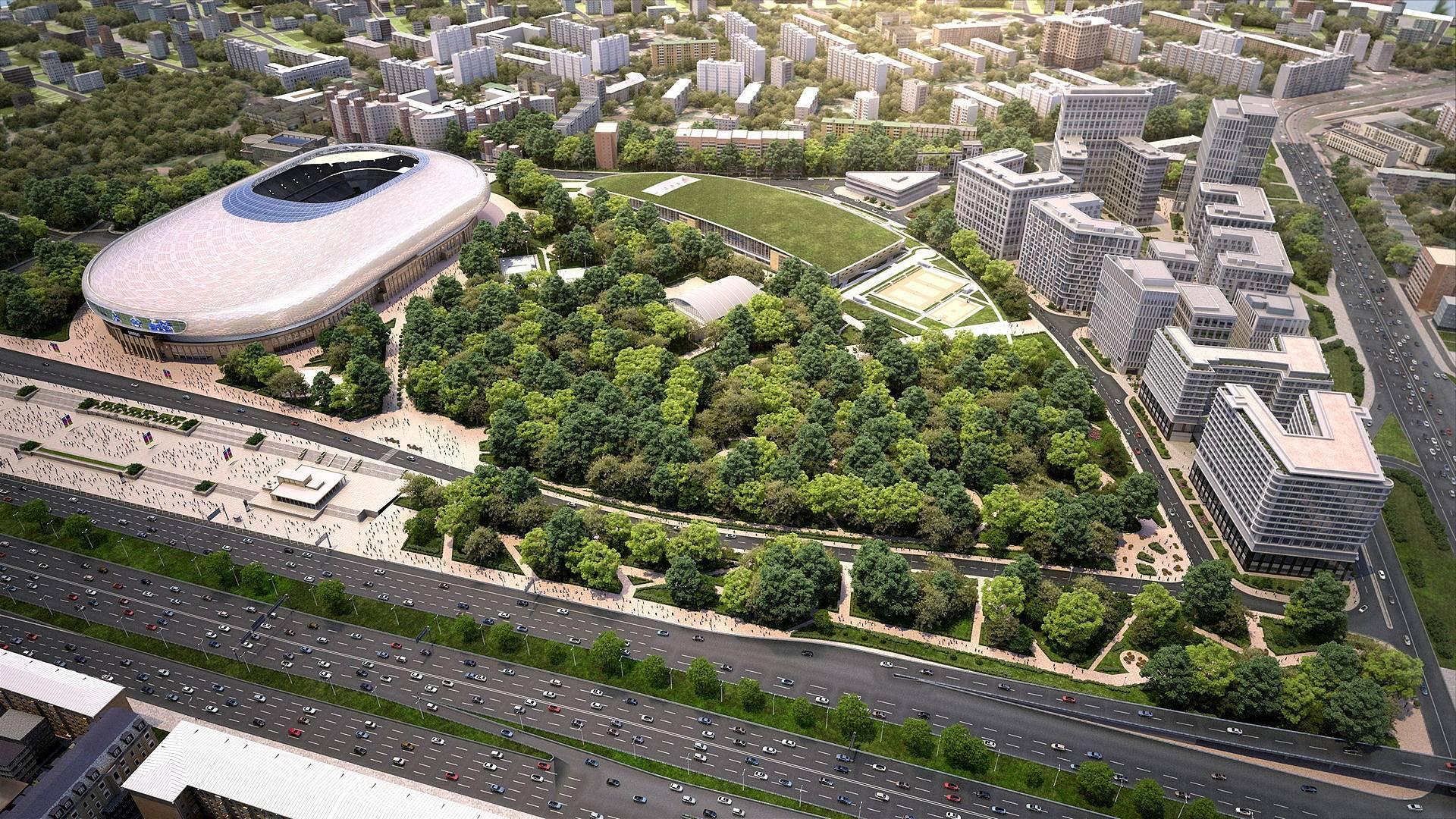Игорь Рыбаков стал первым покупателем офисной недвижимости проекта «ВТБ Арена парк»