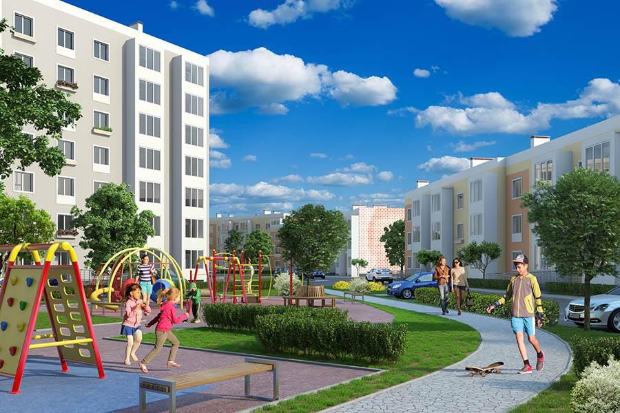 Жилой комплекс «Томилино» — европейский формат по комфортной цене