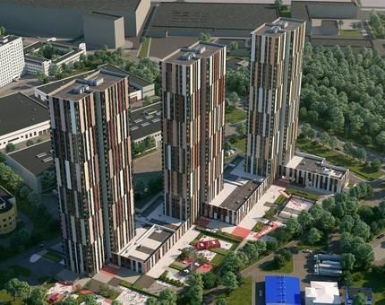 «Метриум Групп»: Высотный бизнес-класс. Обзор предложения в небоскребах средней ценовой категории - Фото