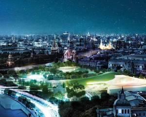 «Зарядье»: подробности самого современного парка - Фото