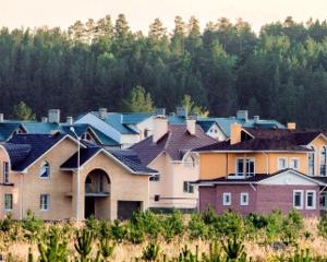Загородная недвижимость: коттедж или таунхаус? - Фото