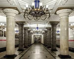 Чудеса под землей: самые красивые станции метро в мире - Фото
