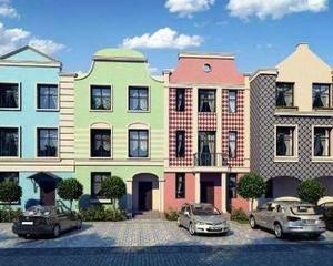 Малоэтажное строительство: квартиры против таунхаусов - Фото