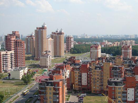 Как повлияет на стоимость недвижимости в Москве изменение границ города и области?