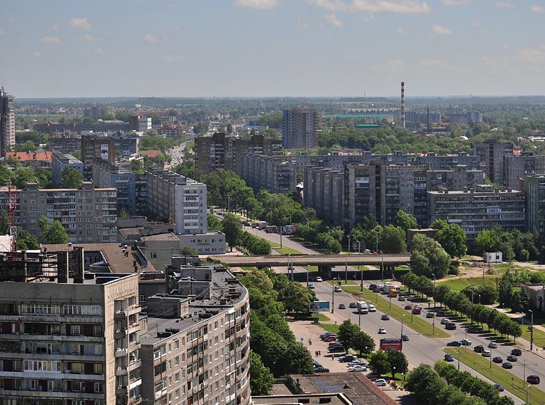 Осенью вырос спрос на рынке жилья в Калининграде