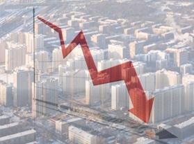 Жилищному рынку России предрекают обвал