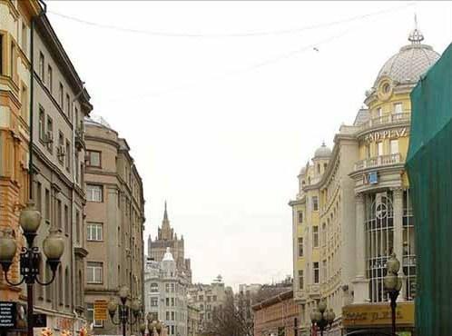 Где в Москве живут звезды и знаменитости