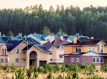 Загородная недвижимость: коттедж или таунхаус?