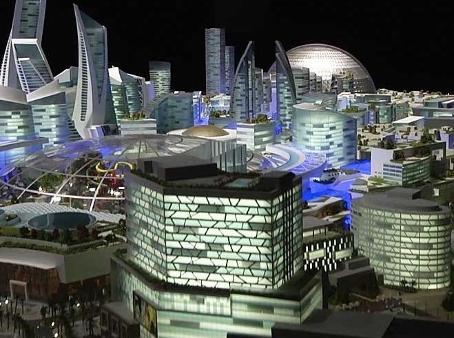 Будущее не за горами: 7 самых футуристических городов