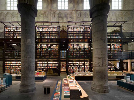 В гостях у книжки: 10 самых необычных книжных магазинов мира