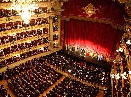 Жизнь на подмостках: самые величественные театры мира