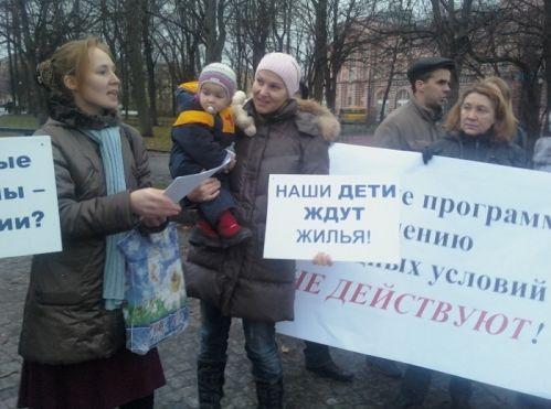 Жилищные программы Санкт-Петербурга: съесть-то он съест, да кто ж ему даст?