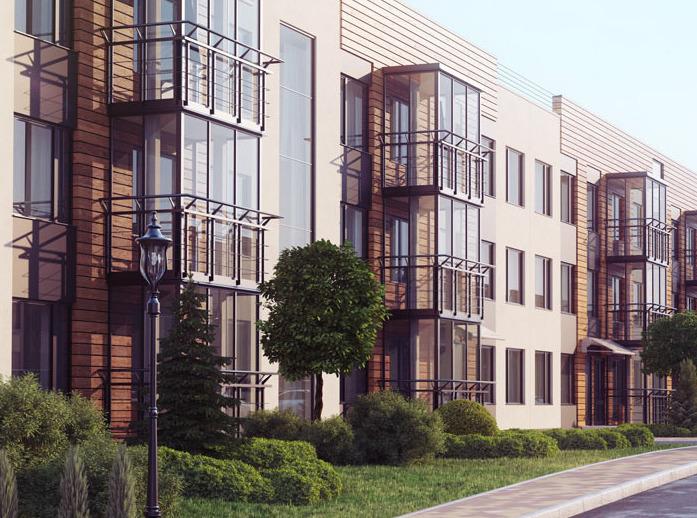 Кризисный вариант: на рынке растет популярность малоэтажного жилья