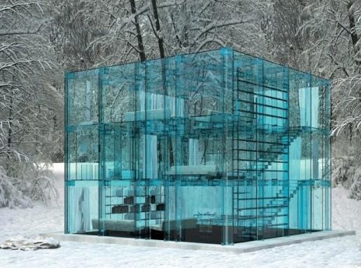 Улыбнитесь, на вас смотрят: семь прозрачных домов в разных уголках планеты