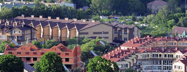 Малоэтажное строительство Новой Москвы: лучше меньше, да лучше  - Фото
