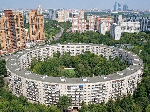 День строителя: 5 самых необычных советских домов Москвы