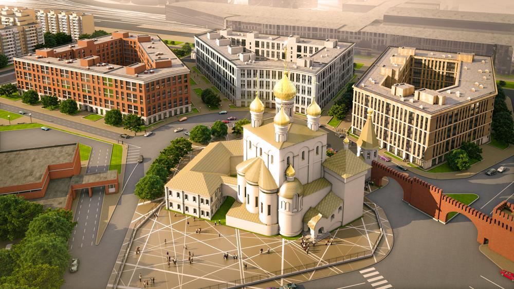 ЖК «Царская Столица»: особый статус и личный комфорт