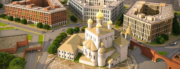 ЖК «Царская Столица»: особый статус и личный комфорт - Фото