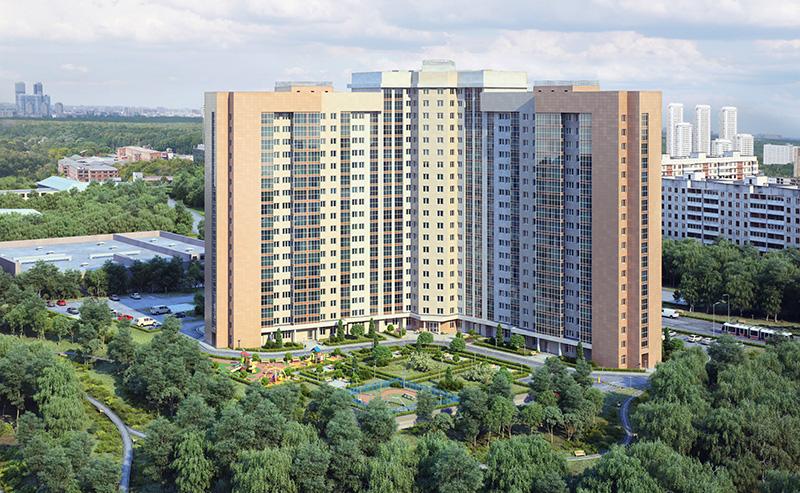 ЖК «Яуза-парк» - лучшее по соотношению цены и качества предложение в районе парка «Сокольники»