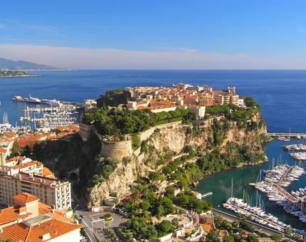 Для строительства элитного жилья в Монако осушат море - Фото