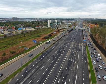 Скоростная магистраль и новая эстакада для жителей Новых Ватутинок - Фото