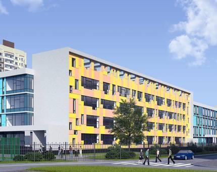 В сентябре девелопер Новых Ватутинок откроет вторую школу - Фото