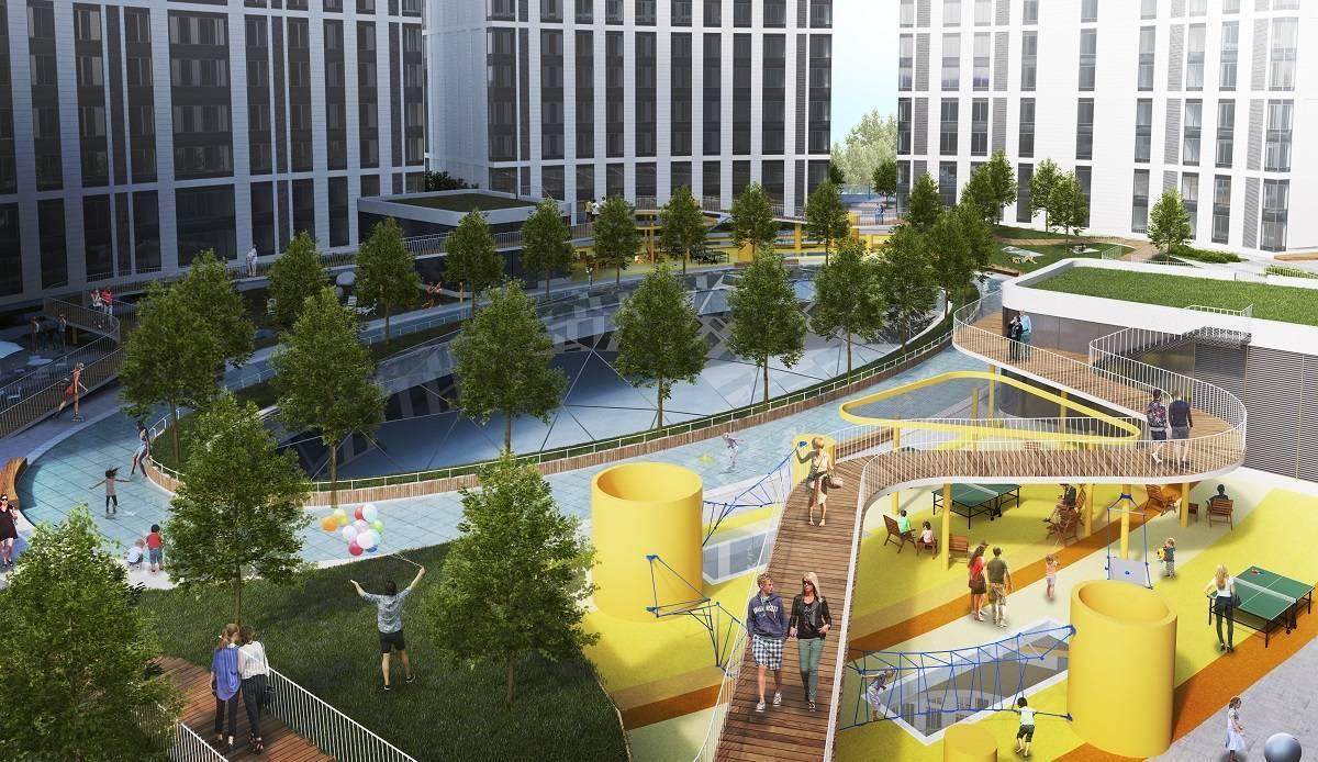 Бизнес-центр «Фили Град» на западе Москвы введён в эксплуатацию