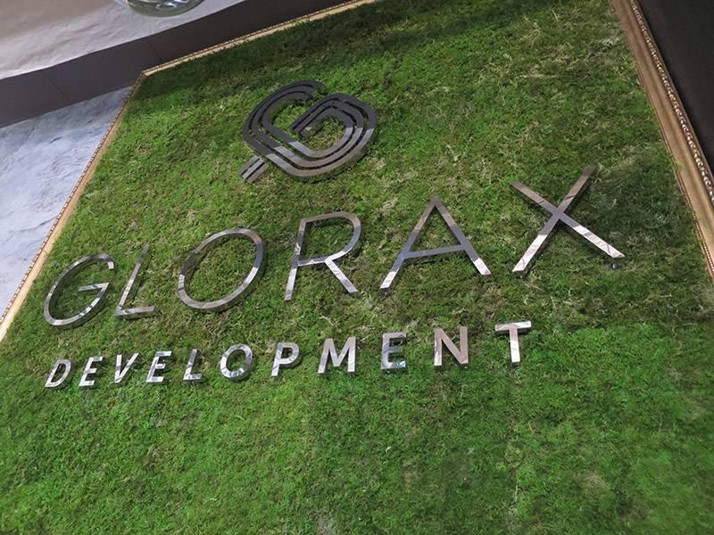 Glorax Development открывает новый офис на Лиговском проспекте