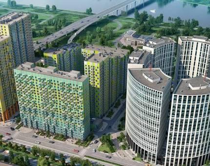 Жилой квартал «Фили Град-2» введён в эксплуатацию - Фото