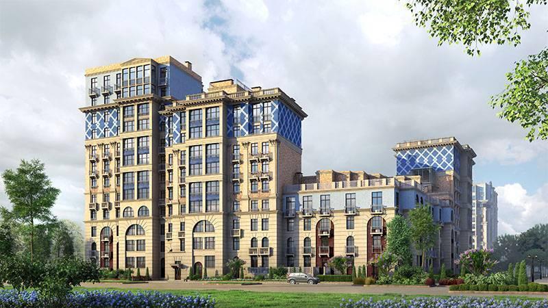 Urban Group открыла продажи квартир в самом экологичном районе Города-события Лайково