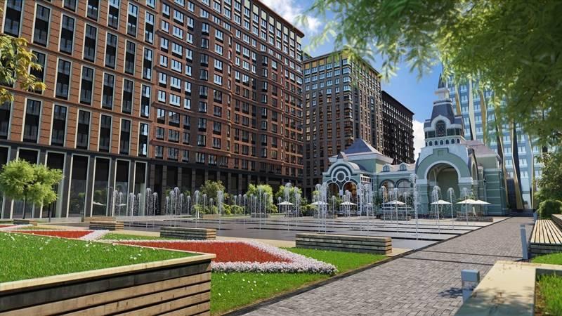 В ЖК «Пресня Сити», «Царская площадь» и клубном доме «Басманный,5» снижен минимальный ипотечный взнос