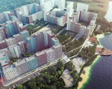 Новый объём в ЖК «Эко Видное 2.0»: квартиры с отделкой от 1,8 млн рублей - Фото