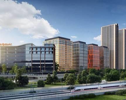 Новый пул офисных площадей в БЦ «Савёловский Сити» поступил в продажу - Фото