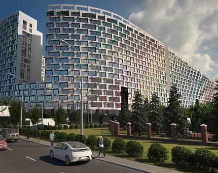 В подмосковном Королеве возведут новый жилой комплекс «Парад планет» - Фото