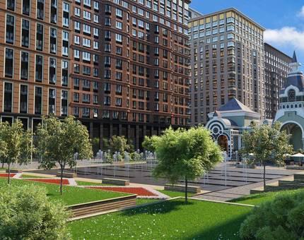 «Царская площадь» и «Эко Видное 2.0» вошли в число лучших жилых комплексов России - Фото