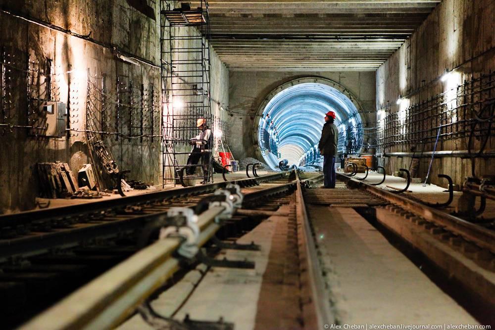 Сеть метро в Новой Москве охватит почти половину реализуемых сегодня проектов
