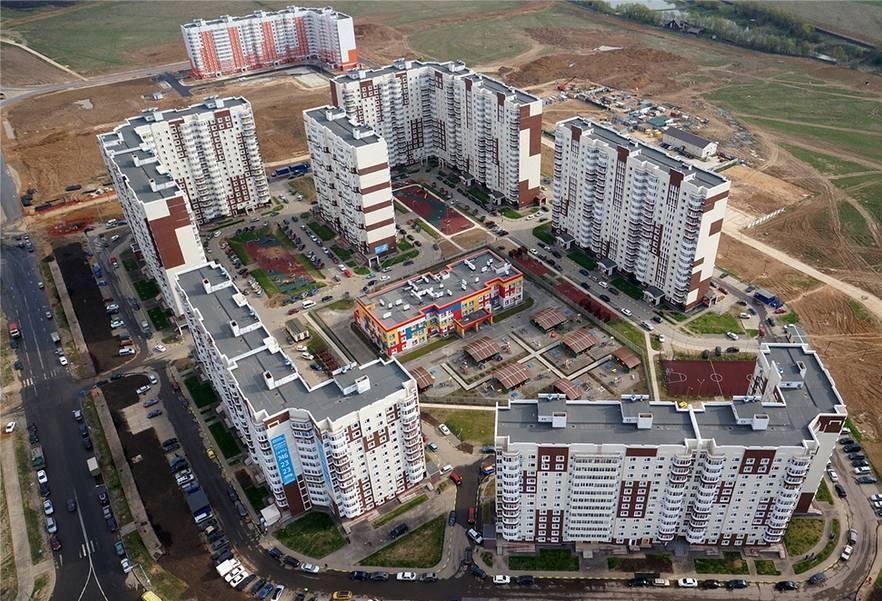 Новые Ватутинки: квартиры с отделкой под ключ