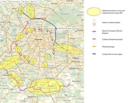 13 «резиновых» зон Москвы - «Сити-XXI век» обозначила точки роста столицы на конференции в ВШЭ   - Фото