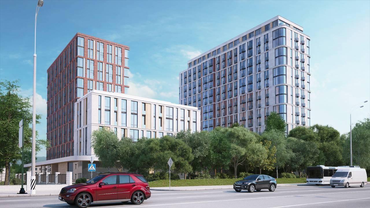 Открыта продажа эксклюзивных квартир в жилом комплексе «Воробьёв Дом»