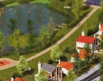 Европейский подход к загородной недвижимости - Фото
