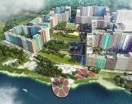 В ЖК «Эко Видное 2.0» реализована половина актуального предложения квартир - Фото