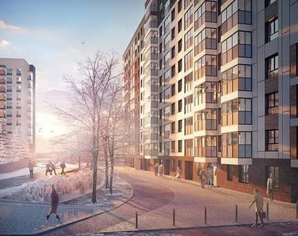 «Гринада» строится в одном из самых безопасных районов Москвы - Фото